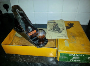STANLEY BAILEY PLANE NO4